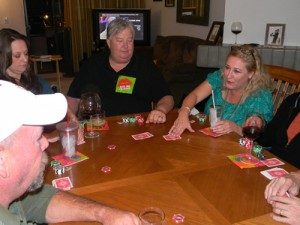 Our Poker Game